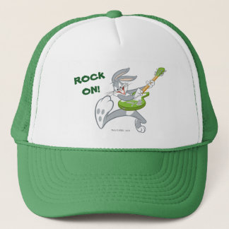 BUGS BUNNY™ Rocking On Guitar Trucker Hat