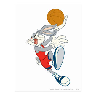 BUGS BUNNY™ Slam Postcard
