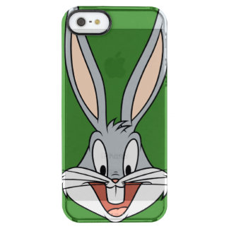 BUGS BUNNY™ Smiling Face Clear iPhone SE/5/5s Case
