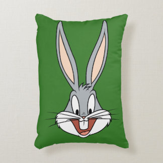 BUGS BUNNY™ Smiling Face Decorative Cushion