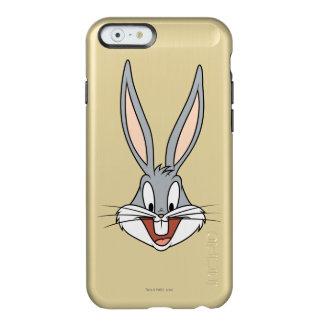 BUGS BUNNY™ Smiling Face Incipio Feather® Shine iPhone 6 Case