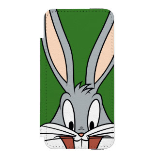 BUGS BUNNY™ Smiling Face Incipio Watson™ iPhone 5 Wallet Case