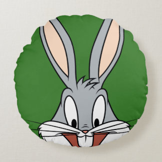 BUGS BUNNY™ Smiling Face Round Cushion
