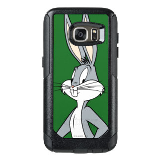 BUGS BUNNY™ Standing Askew OtterBox Samsung Galaxy S7 Case