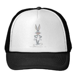 Bugs Bunny Standing Trucker Hats