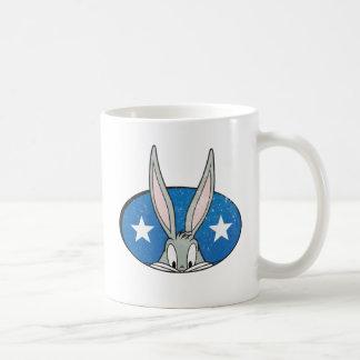 BUGS BUNNY™ Stars Badge Coffee Mug