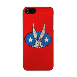 BUGS BUNNY™ Stars Badge Incipio Feather® Shine iPhone 5 Case