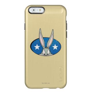 BUGS BUNNY™ Stars Badge Incipio Feather® Shine iPhone 6 Case