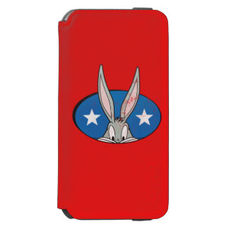 BUGS BUNNY™ Stars Badge Incipio Watson™ iPhone 6 Wallet Case