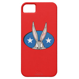 BUGS BUNNY™ Stars Badge iPhone 5 Cover