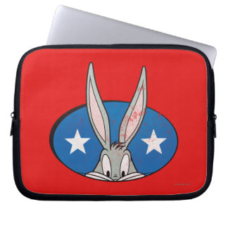 BUGS BUNNY™ Stars Badge Laptop Sleeve