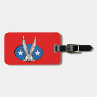 BUGS BUNNY™ Stars Badge Luggage Tag