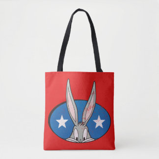 BUGS BUNNY™ Stars Badge Tote Bag