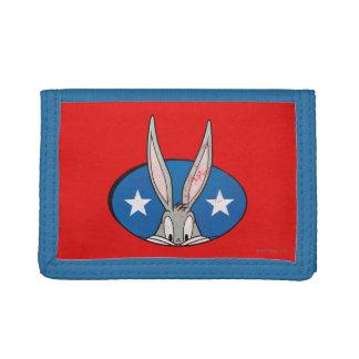 BUGS BUNNY™ Stars Badge Tri-fold Wallet