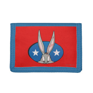 BUGS BUNNY™ Stars Badge Tri-fold Wallets