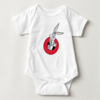 BUGS BUNNY™ Through LOONEY TUNES™ Rings Baby Bodysuit