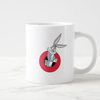BUGS BUNNY™ Through LOONEY TUNES™ Rings Large Coffee Mug