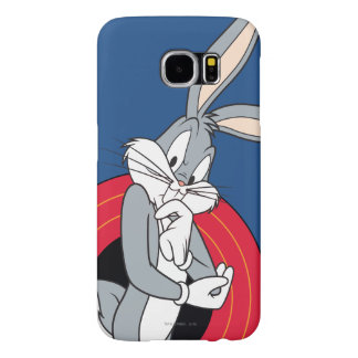 BUGS BUNNY™ Through LOONEY TUNES™ Rings Samsung Galaxy S6 Cases