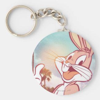 BUGS BUNNY™ Vacation Photo Key Ring