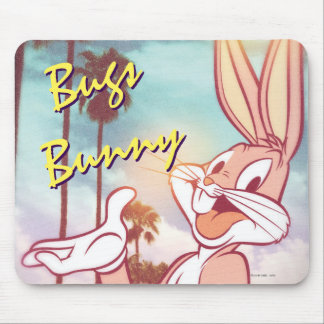 BUGS BUNNY™ Vacation Photo Mouse Mat