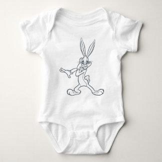 BUGS BUNNY™ Whispering Baby Bodysuit