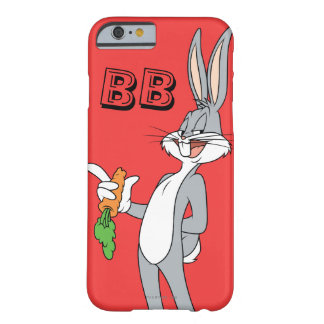 BUGS BUNNY™ With Carrot Barely There iPhone 6 Case