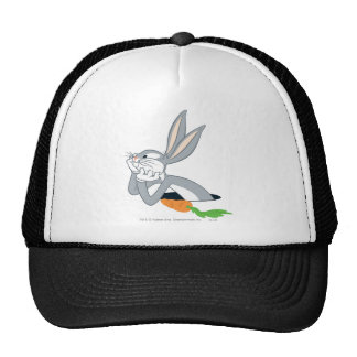 Bugs Bunny with Carrot Mesh Hat