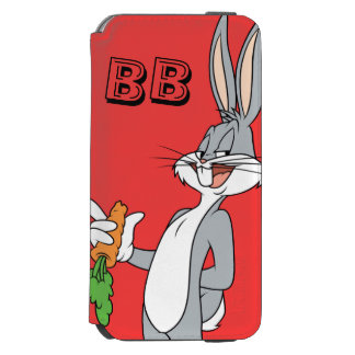 BUGS BUNNY™ With Carrot Incipio Watson™ iPhone 6 Wallet Case