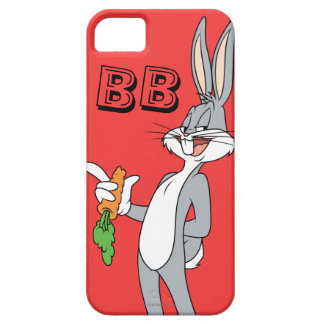 BUGS BUNNY™ With Carrot iPhone 5 Covers