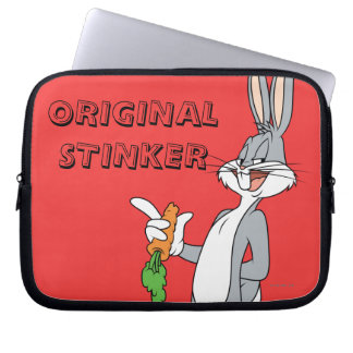 BUGS BUNNY™ With Carrot Laptop Sleeve