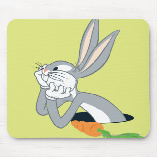 BUGS BUNNY™ with Carrot Mouse Mat