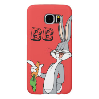 BUGS BUNNY™ With Carrot Samsung Galaxy S6 Cases