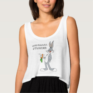 BUGS BUNNY™ With Carrot Tank Top