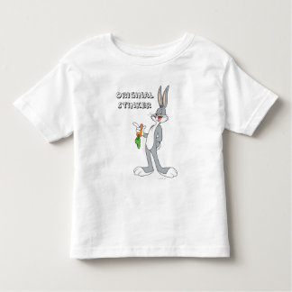 BUGS BUNNY™ With Carrot Toddler T-Shirt