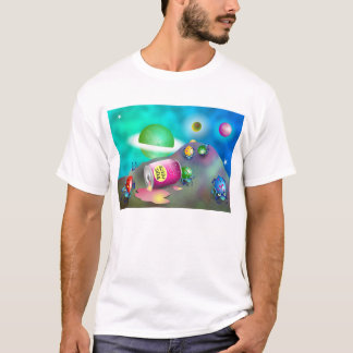 Bugs in Space T-Shirt