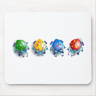 Bugs Mouse Pad