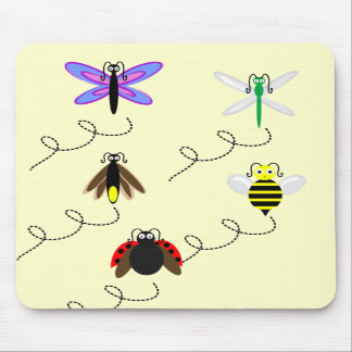Bugs Mouse Pads