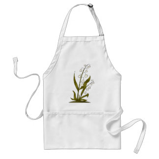 Bugs 'n' Blooms · Lily of the Valley Standard Apron
