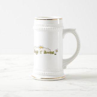 Bugs N Blooms Coffee Mugs