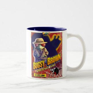 Bugsy Brown Mug