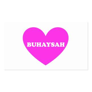 Buhaysah Business Card