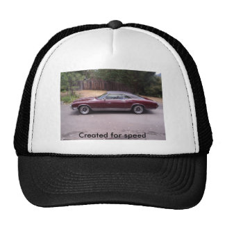Buick 005, Created for speed Cap
