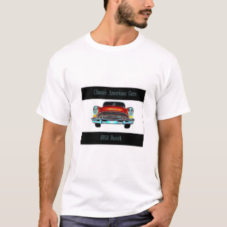 Buick 1953 Basic T-Shirt