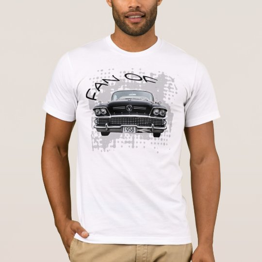 buick 1958 (customise it) T-Shirt
