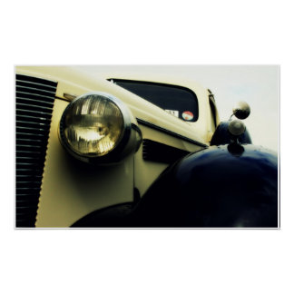 Buick Abstract Poster