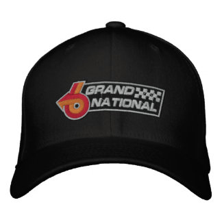 Buick Grand National Logo Hat Embroidered Hat
