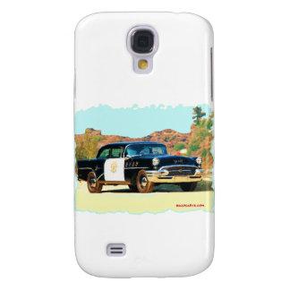 Buick Hwy Patrol Galaxy S4 Case