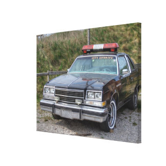 Buick Le Sabre Stretched Canvas Print
