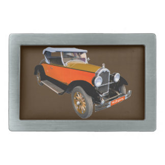 Buick Rectangular Belt Buckle