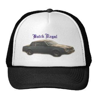 Buick:  Regal Cap